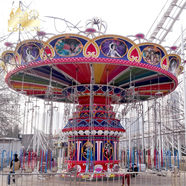 How to ensure large amusement rides quality?