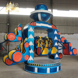 Fun Clown Rides