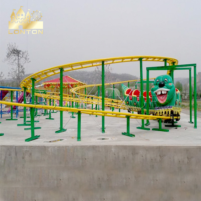 Worm Roller Coaster