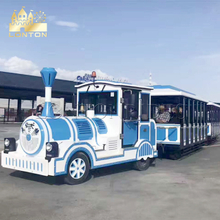 Trackless Train Diesel-58 Seats